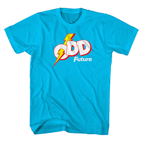 ODD FUTURE LIGHTENING BOLT TEE