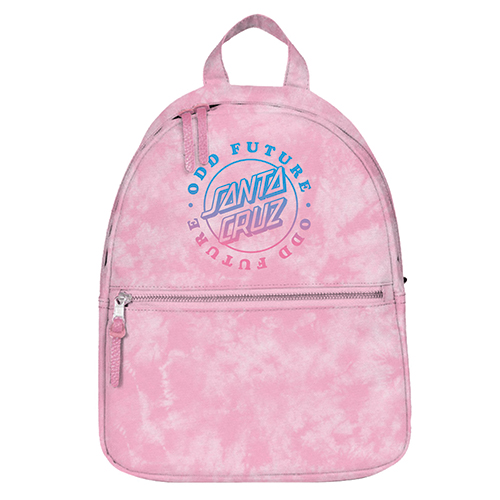 OF X SANTA CRUZ LOGO MINI BACKPACK