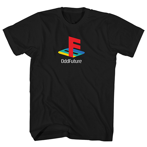 OF GAME CONSOLE LOGO TEE