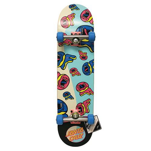 OF x SC Screaming Donut skateboard