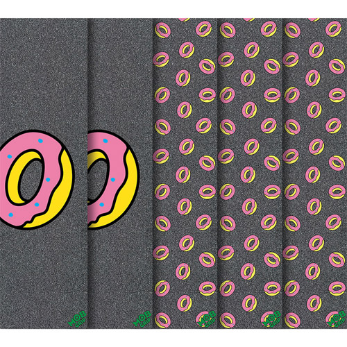 ODD FUTURE SET OF 5 GRIP TAPES