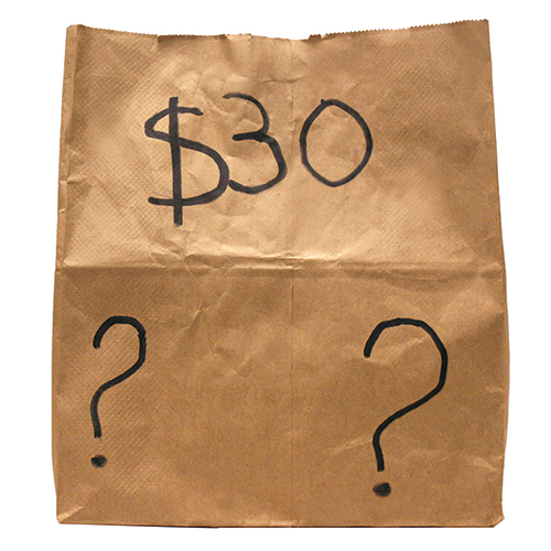 $30 MYSTERY SHORTS