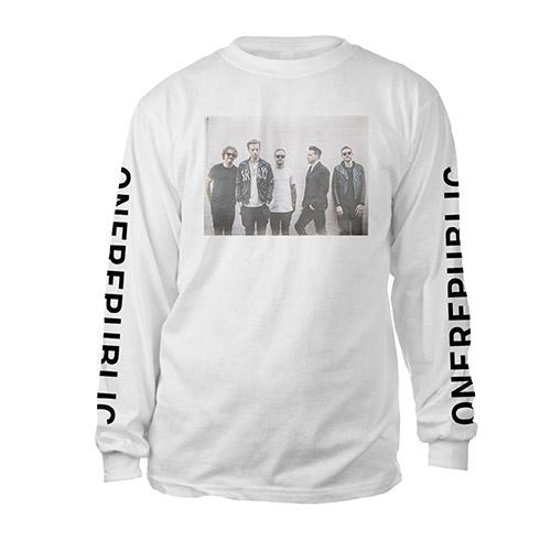 OneRepublic Photo Long Sleeve T-Shirt