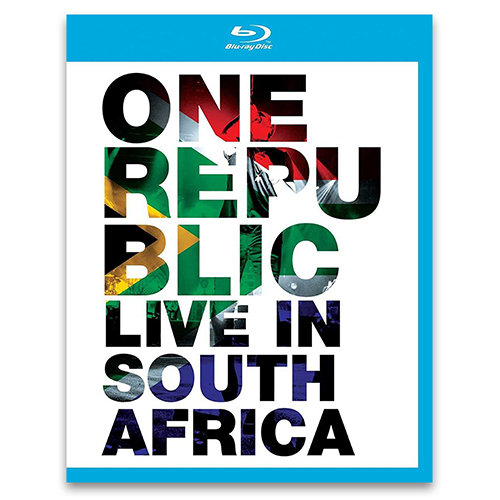 Pre-Order OneRepublic Live in South Africa Blu-ray*