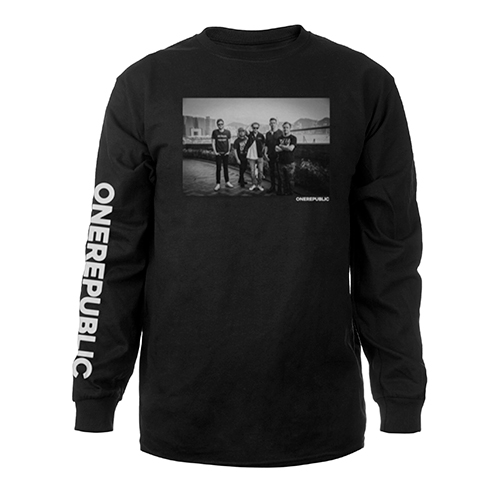 OneRepublic Long Sleeve T-Shirt*