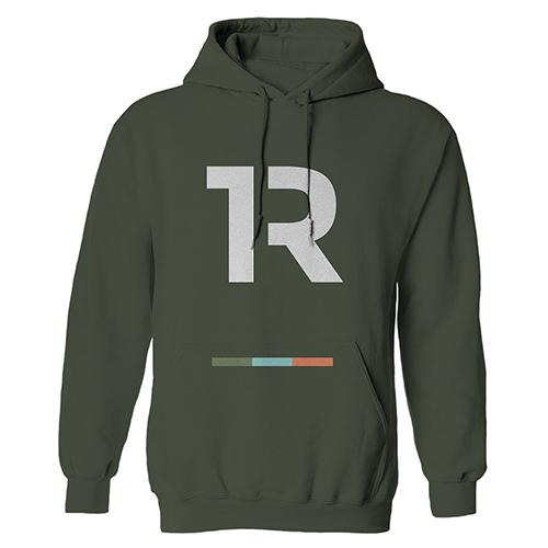 OneRepublic Unisex Pullover Hooded Sweatshirt