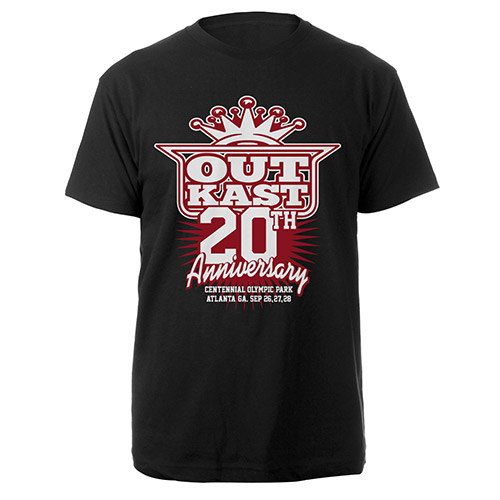20th Anniversary OutKast Event Tee