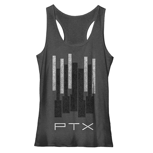 Big Piano Keys Junior Tank