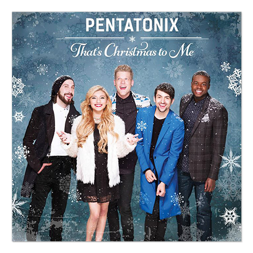 'That's Christmas To Me' CD