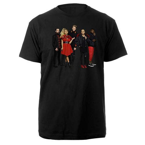 Red Band Photo Tee