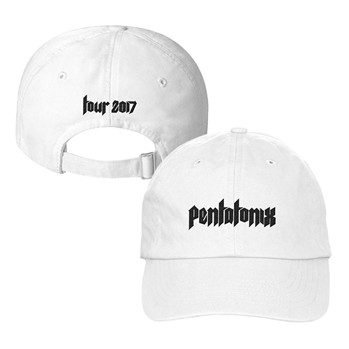 Metal Logo Tour Hat