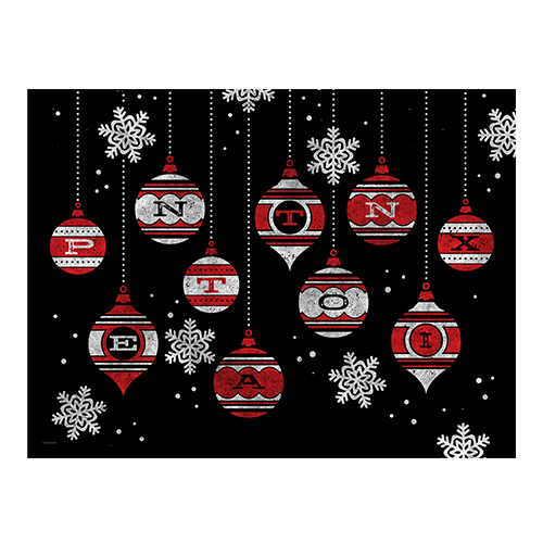 **Limited Edition** Ornaments Litho/Poster