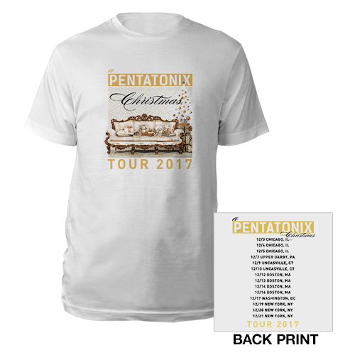Christmas Tour Album Tee