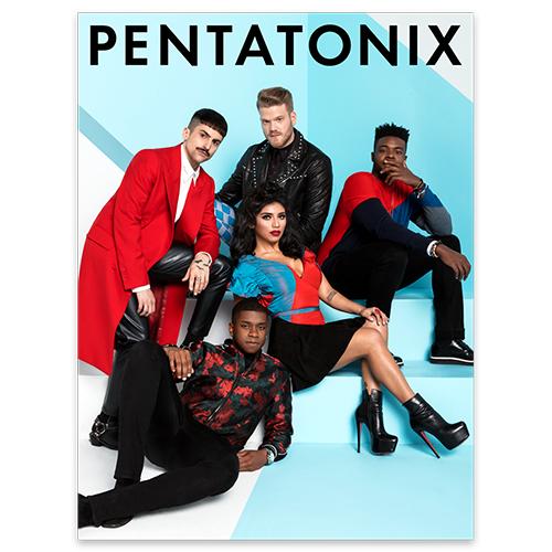 Pentatonix Christmas Album.Pentatonix Official Store A Pentatonix Christmas Deluxe Album Tee