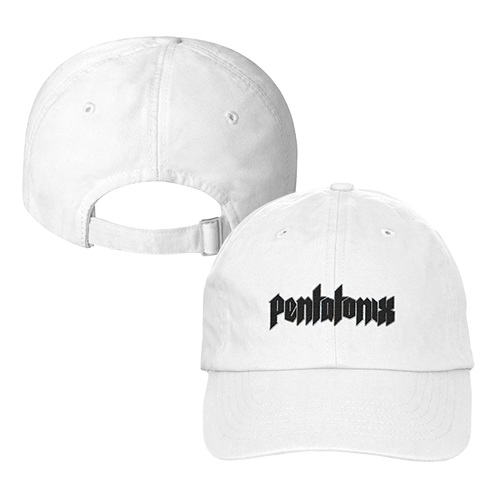Metal Logo Dad Hat