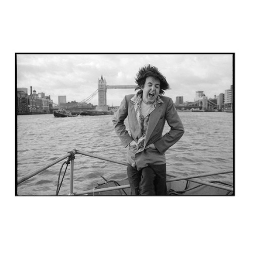 Paul McCartney London Town Shoot Lithograph