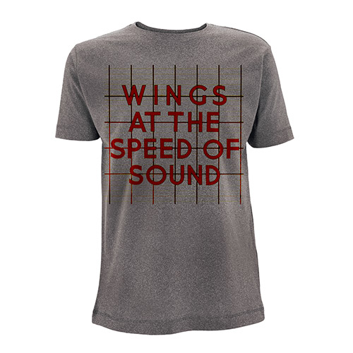 Wings At The Speed Of Sound Men's Tee