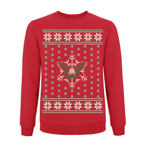 Wings Christmas Sweatshirt