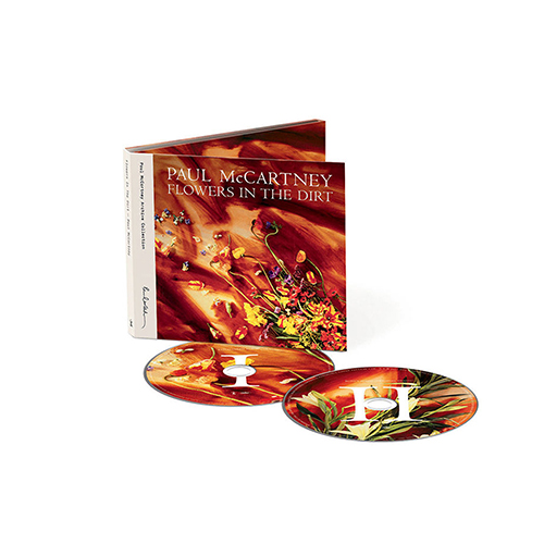 Flowers In The Dirt 2CD