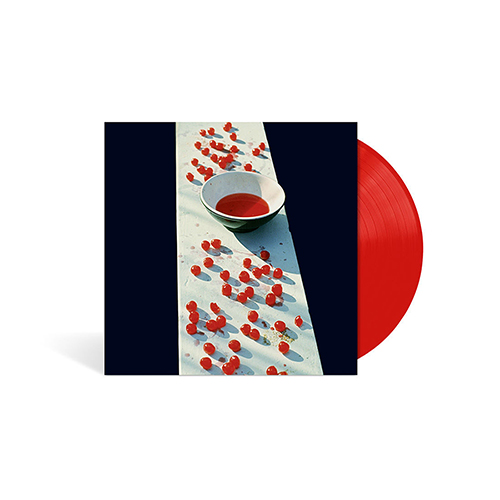 McCARTNEY - Limited Edition Red LP