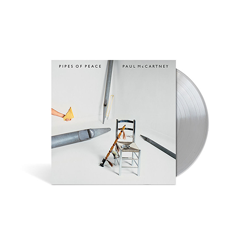 Pipes of Peace - Limited Edition Silver Vinyl