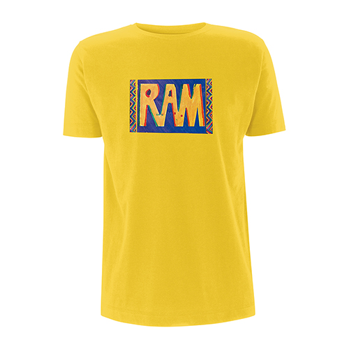 Ram Yellow T-shirt
