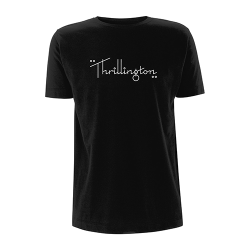 Thrillington Black T-shirt