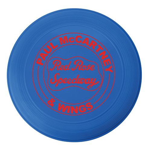 Red Rose Speedway Frisbee