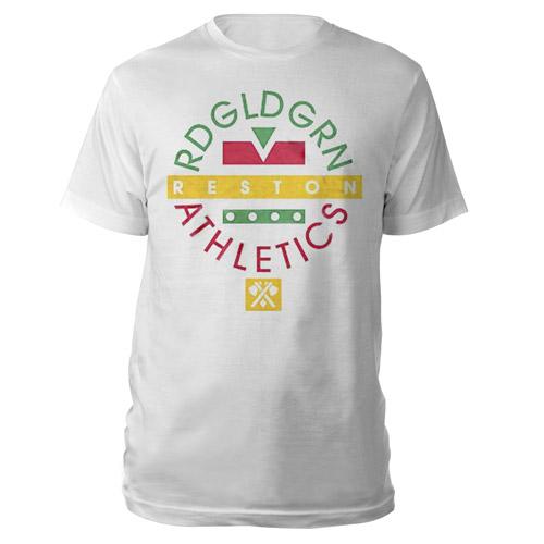 RDGLDGRN Reston Athletics Tee