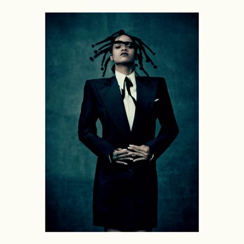 Rihanna Anti-Tour Program & Deluxe CD
