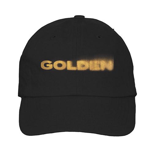 Romeo Santos Golden Hat