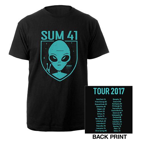 Area 41 2017 Tour Tee