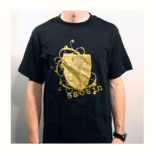 Gold Horse Crest Tee