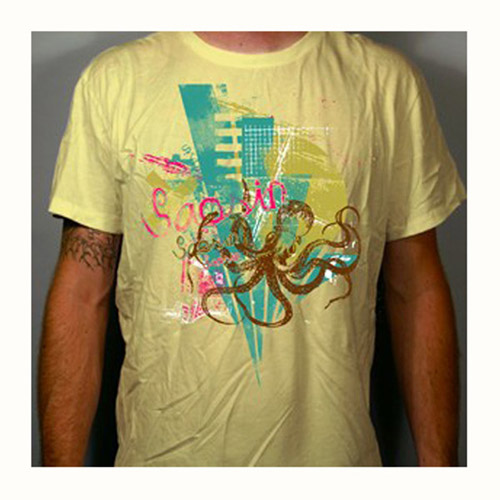 Octopus Youth Tee