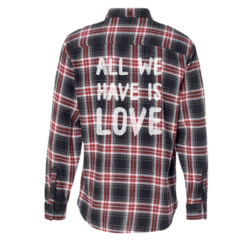 Sabrina Carpenter Women's Flannel