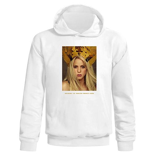 Shakira El Dorado World Tour Pullover Hoodie