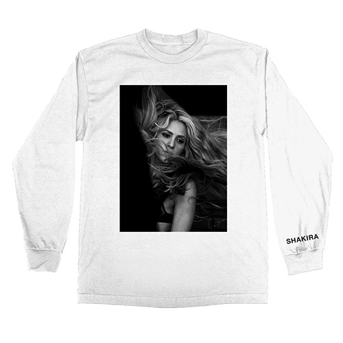 camiseta en Manga Larga de Shakira