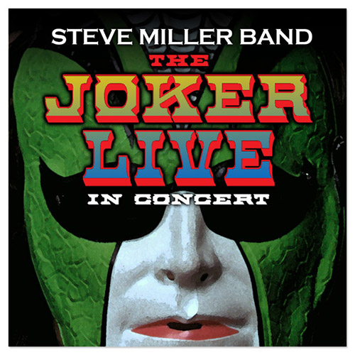 The Joker Live In Concert CD