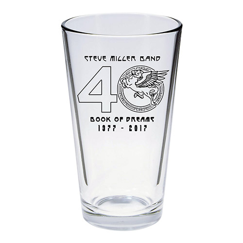 Book Of Dreams Pint Glass
