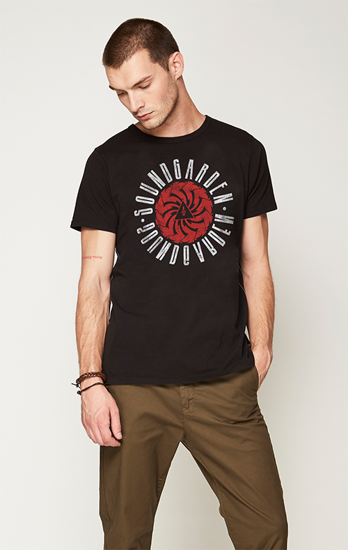 Soundgarden Short Sleeve Tee