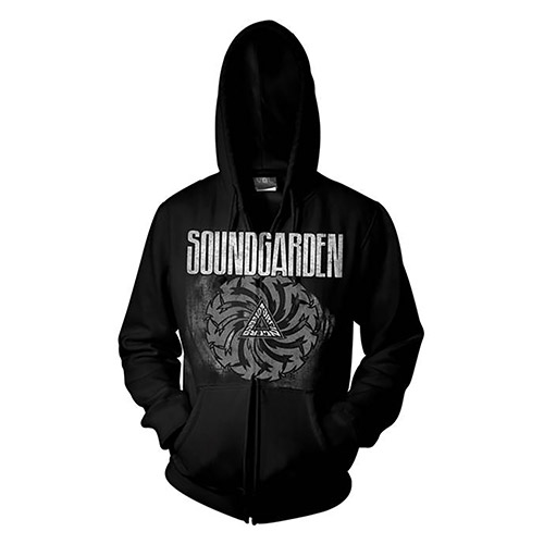 Sound Garden Bad Motor Zip Hoody