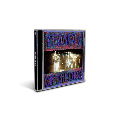 Temple Of The Dog 25th Anniversary CD