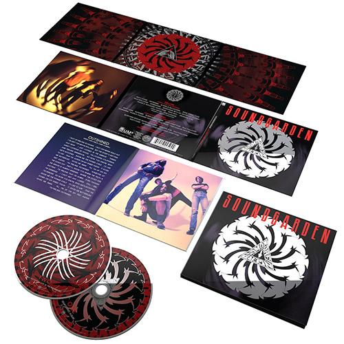 Badmotorfinger 25th Anniversary 2CD Deluxe