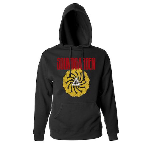 Badmotorfinger Hooded Sweatshirt