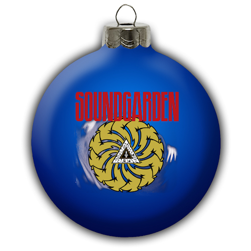 Badmotorfinger Ornament