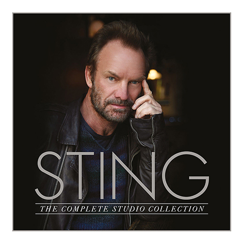 Sting - The Complete Studio Collection Volume II