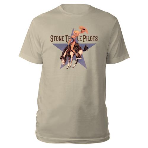 Stone Temple Pilots Bronco Tee