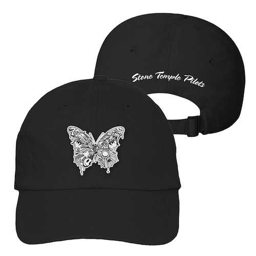 Stone Temple Pilots Butterfly Hat