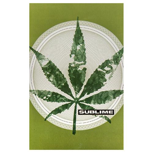Pot Leaf Tapestry