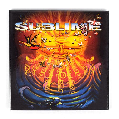 Blazing Sun Magnet